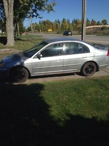 2003 Honda Civic lx *$1000*