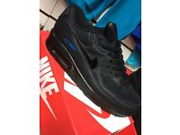 Nike air max 90's black