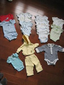 Vêtements en très bon état pour bébé PRÉMATURÉ et Nouveau-NÉ