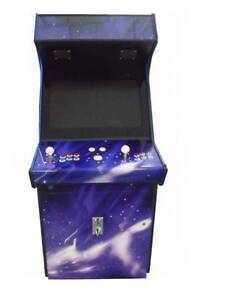 """EX DEMO ULTIMATE 1940 GAME STAND UP 26"""" ARCADE AMUSEMENT MACHINE Malaga Swan Area Preview"""