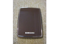 Samsung Portable S2 160GB HDD