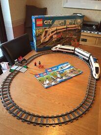 Lego city 60051 train set