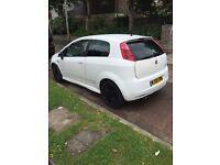 Fiat punto 1.4 TJET turbo 125brp petrol 2008
