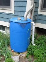 Seeking Rain Barrel...