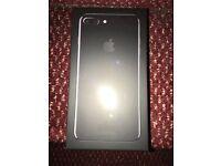 Iphone 7 plus Jet Black -128GB
