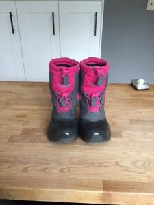 Size 12 North Face boots