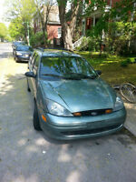 2003 Ford Focus Wagon