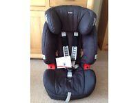 Britax Evolva 1-2-3 Car Seat Black