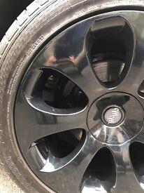 6 series BMW alloys