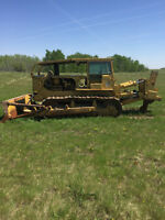 For Sale: CAT 1974 D8K Dozer