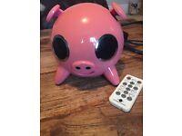 Pig iPod Speaker