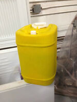 5 Gallon Jerry Cans