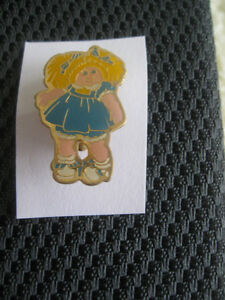 ADORABLE LITTLE DOLL PIN for YOUR LITTLE DOLL