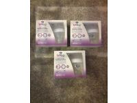3 boxes of baby bottle- 2 in each pack Brand new
