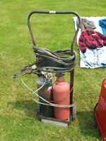 acetylene and oxygen torches for sale