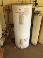new 80 gal electric water heater