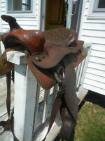 4 saddle for sale, english and western