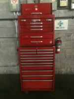 20 Drawer 3 Pc Tool Box Chest Cabinet Toolbox Storage Roller