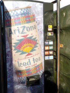 Vending machine for cold drinks - excellent condition