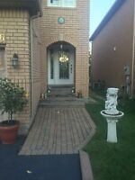 house for rent $1800 + UTILITIES Mississauga