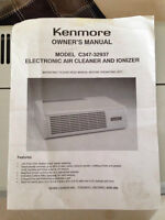 Kenmore Electronic air