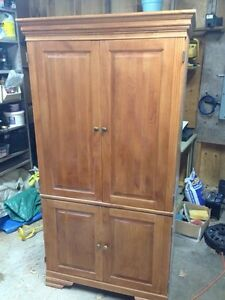 Pine Armoire Kawartha Lakes Peterborough Area image 1