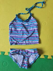 Girls Tankini Swimsuit.