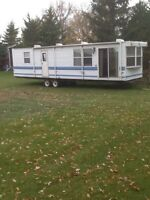 35' Villa Camping Trailer First $4999 takes it!