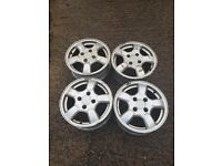 Honda Civic VTI MB6 MC2 Alloy Wheels prelude accord