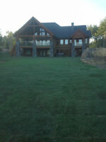 Airdrie Sod Installation- Clays Lawn and Snow
