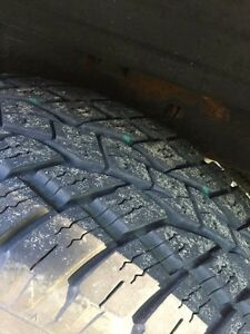 285/70/17 toyo open country on rtx rims gm 6 bolt London Ontario image 2