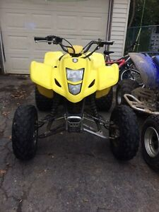 2003 ltz400 for trade