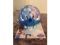 Frozen Tiara Bike Helmet 5-8