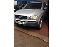 Volvo XC90 t6 petrol 7 seater no offers