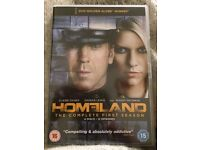 For Sale: Homeland Series 1-3