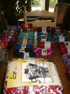 Beautiful Scarf Yarns/ New/Now only $2.00 Each Windsor Region Ontario image 1