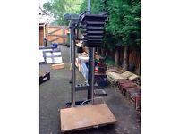 DeVere 54 enlarger - darkroom equipment