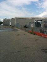 SUBLET - INDUSTRIAL PROPERTY IN LACHINE SOUTH