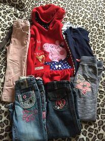 2-3 yrs clothing