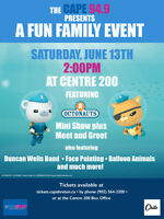 OCTONAUTS and Friends