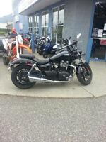 Triumph Bonneville Storm 1700 2011