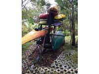 kayak trailer