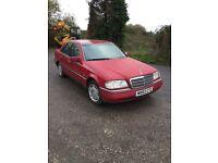 Mercedes c200 automatic lpg spares or repair