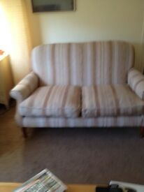 Two Laura Ashley two seater sofas