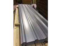 Barn cladding and roof sheets
