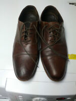 Cole Haan  Brown  leather shoes size 11,