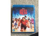 Disney Blu Ray