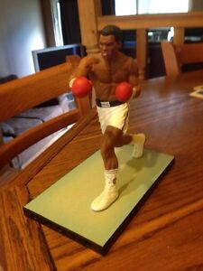 Muhammad Ali collectable figure Kawartha Lakes Peterborough Area image 2