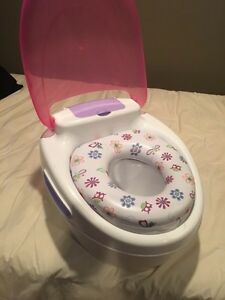 Training potty - barely used $15