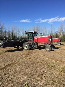 Swather wr 9740